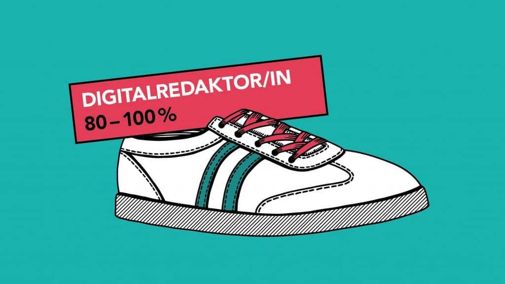 Digitalredaktor/-in