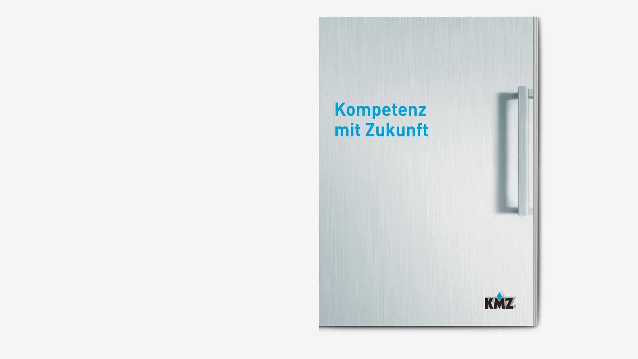 Ein origineller Blickfang: Die Titelseite im «Kühlschrank-Design».